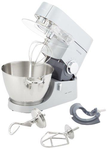 Kenwood robot de cocina 1400 w vaso de 4 6 litros for Robot cocina silvercrest
