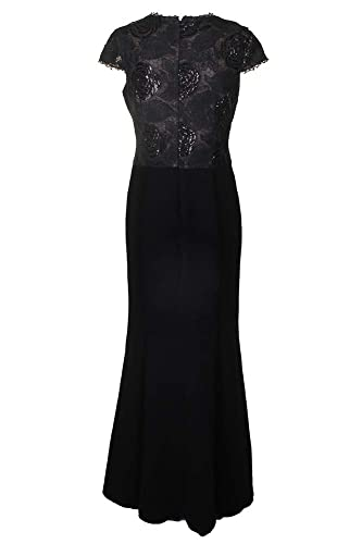 a468590f5ba1 Calvin Klein Womens Sequined Mermaid Evening Dress at Amazon Women's  Clothing store: