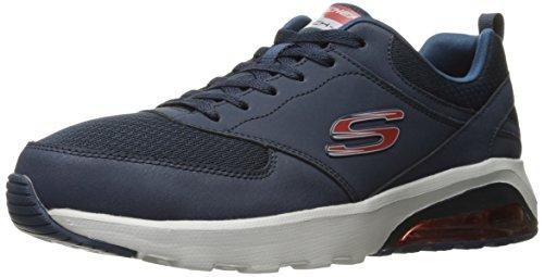 Skechers Sport Men Skech Air Extreme Wichess Fashion Navy/Red