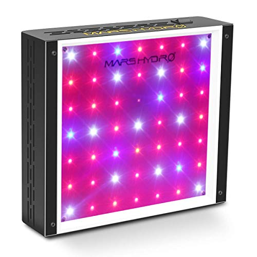 - MarsHydro LED Grow Light 300W 600W 1200W Full Spectrum for Hydroponic Indoor Plants Growing Veg and Flower