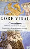 Front cover for the book Creation by Gore Vidal