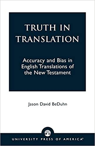 Truth in Translation: Accuracy and Bias in English