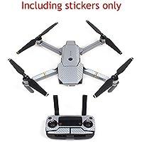 TSAAGAN Waterproof Multi-color Stickers Skin for DJI Mavic Pro and Spark Drone