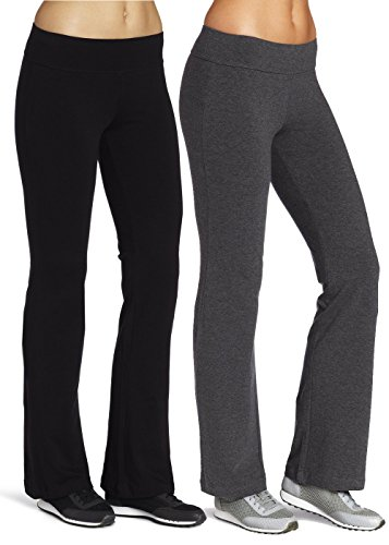 MIRITY Boot Leg Yoga Pants Active Leggings Pant for Women