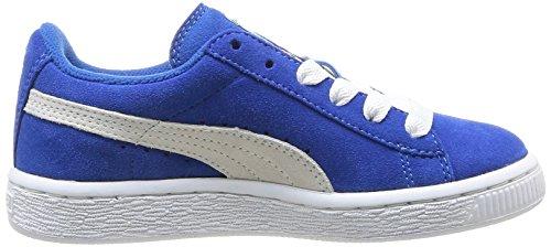 Azul Niños Zapatillas white Para Unisex snorkel Blue Jr Suede Puma RxXFwYF