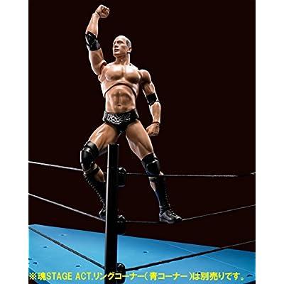 Bandai Tamashii Nations S.H. Figuarts Dwayne The Rock Johnson