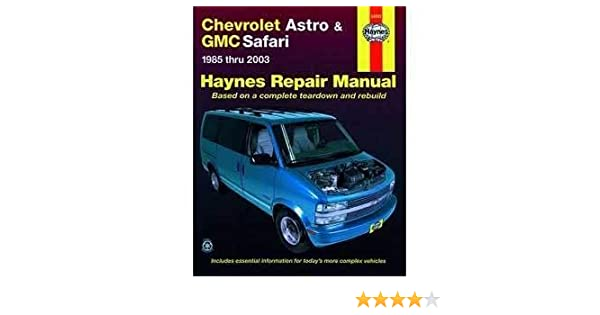 2000 chevy astro owners manual best setting instruction guide u2022 rh ourk9 co Japanese Custom Astro Van Japanese Custom Astro Van