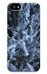 iPhone 5S Customized Unique Print Design Frost iPhone 5 5S Cases 3D