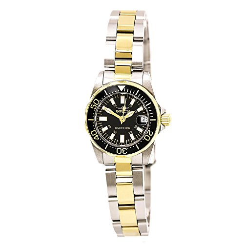 (Invicta Women's 7063 Signature Collection Pro Diver Two-Tone Watch)