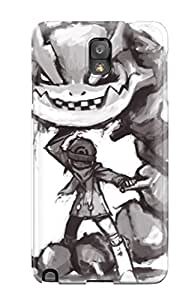 Durable Defender Case For Galaxy Note 3 Tpu Cover(pokemon) by Maris's Diary