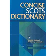 Concise Scots Dictionary
