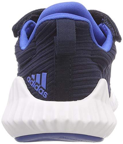 blu Adidas collegiate blu corsa bambini unisex da collegiate per Fortarun blu Scarpe ftwr K scuro bianco Ac CHwMzCqB