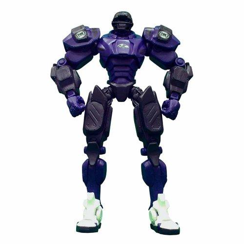 Baltimore Ravens 10-Inch Fox Sports Team Robot