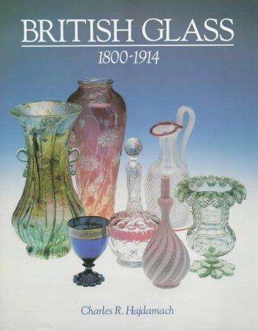 British Glass 1800-1914 - 1800 Glasses