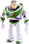"Disney Pixar Toy Story True Talkers Buzz Lightyear Figure, 7"""
