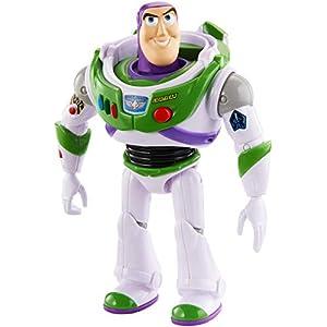 Best Epic Trends 4162Wa7wdZL._SS300_ Disney Pixar Toy Story True Talkers Buzz Lightyear Figure