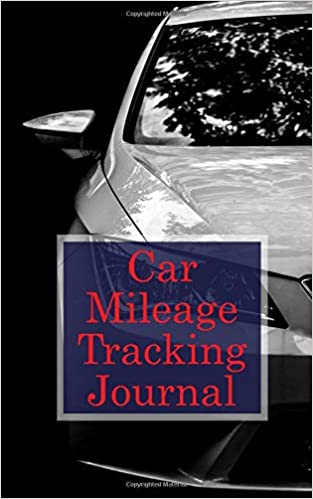car mileage tracking journal mileage log book mileage book for car