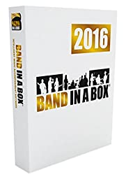PG Music Band-in-a-Box MegaPAK 2016 for MAC