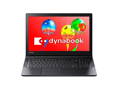[해외]도시바 dynabook AZ15  GB 도시바 Web 기존 모델 (Windows 10 Home 64 비트  Office Personal 2016  15.6 인치  Celeron 3865U  블랙) PAZ15GB-SDA / Toshiba dynabook AZ15  GB Toshiba Web original model (Windows 10 Home 64 bit  Office Person...