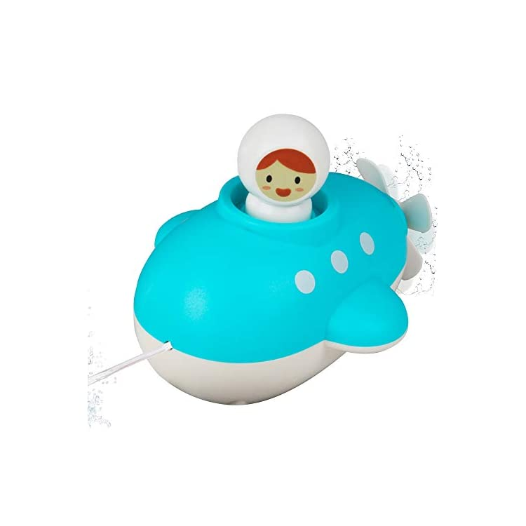 Submarine Toy Baby Bath Toys Beach Toys Boat With Spinning Rear Propeller Shower Bathtub Baby Kids Toys For Children Toys & Hobbies