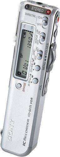 Sony ICD-SX25VTP Digital Voice Recorder