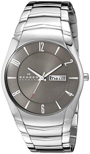 Skagen-Mens-531XLSXM1-Laurits-Stainless-Steel-Link-Watch