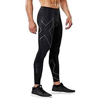 c6c8bab50afd0 2XU Men's Mcs Run Compression Ma4411 Comp Tights: Amazon.co.uk: Clothing