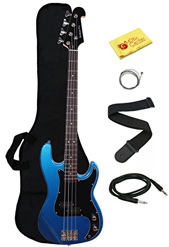 ELECTRIC-BASS-GUITAR-WITH-GIG-BAG-AND-ACCESSORIES