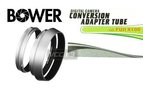 Bower AFX10049 Fuji X100 49 mm Adapter Tube (Black)