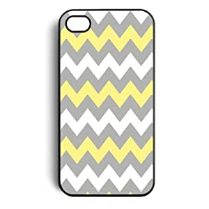 Chevron Zigzag Pattern Snap On Case Cover for Apple iPhone 4 iPhone 4s Kimberly Kurzendoerfer