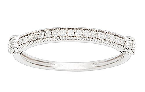 Tiffany Diamond Wedding Rings - 7