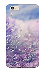 Freshmilk Case Cover Protector Specially Made For Iphone 6 Lavenders