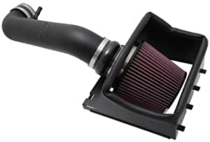 K&N 63-2581 AirCharger Performance Air Intake System