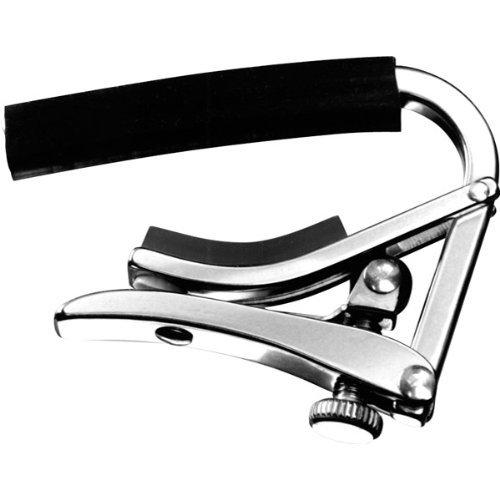 Shubb S1 - Cejilla para guitarra para guitarra, color plateado: Amazon.es: Instrumentos musicales