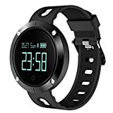 Fetanten Color Screen Motion Smart Watch with Heart Rate, Blood Pressure, Calorimeter and Pedometer for Sleep Monitoring