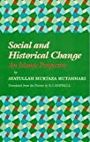 Social and Historical Change 9780933782181