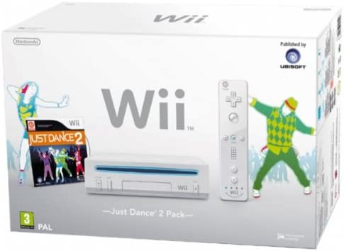 Consola Blanca y Just Dance 2: Amazon.es: Videojuegos