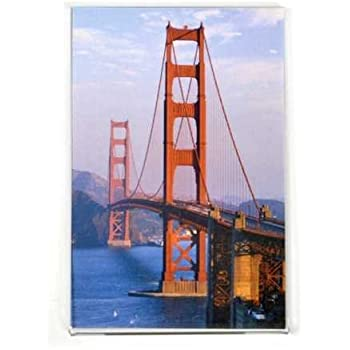 Amazon Com Acrylic Magnetic Photo Frames 2 Quot X 3