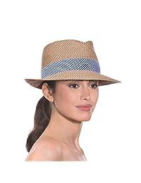Eric Javits Squishee Classic Fedora Hat