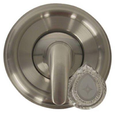 Danco 10002 Trim Kit for Moen, Brushed Nickel