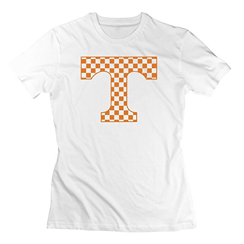 LaviV Women's Tennessee Volunteers T VOLS Dots Logo T-shirts