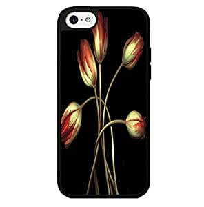 Wilting Tulips Hard Snap on Phone Case (iPhone 5c)