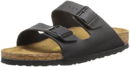 Birkenstock Unisex Arizona 2-Strap Cork Footbed Sandals