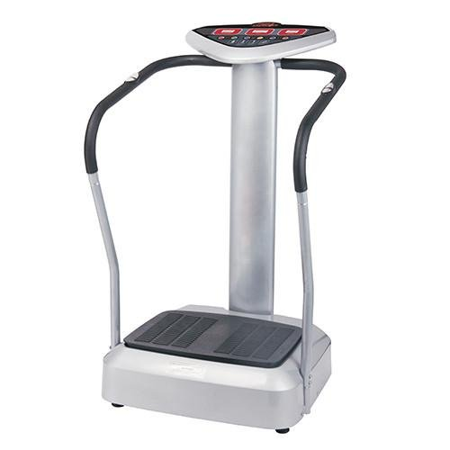US.JACLEAN WHOLE BODY VIBRATION PLATFORM FITNESS EXERCISE TRAINING MACHINE LCD DISPLAY