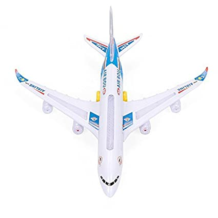 Amazon Com Kinder Toys Network Big Model Air Bus A380 Plane With