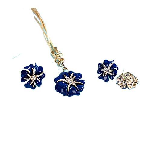 NL-12025C1 2016 Alloy Fashion Fashion Diamonds Women's Necklace (Regency Bowl Pendant)