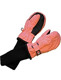 SnowStoppers Kids Stay-On Waterproof Nylon Mittens