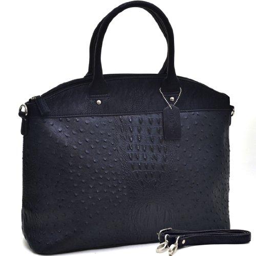 Body Black Man Made Handbags - 2