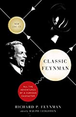 """An omnibus edition celebrating a great scientific mind and a legendary American original including a live recording. Richard Feynman (1918-1988) thrived on outrageous adventures. In the phenomenal national bestsellers """"Surely You're Joking, M..."""