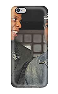 Hot New Jayz & Kanye West Skin Case Cover Shatterproof Case For Iphone 6 Plus